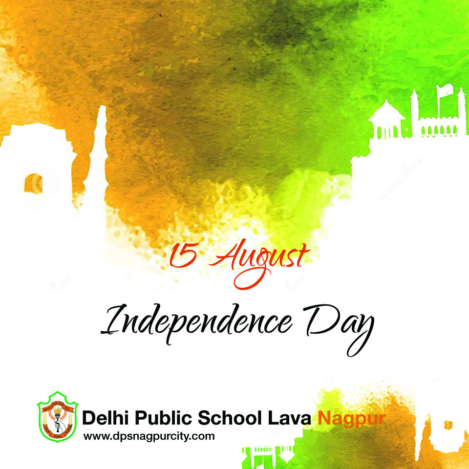 DPS Nagpur Independence Day